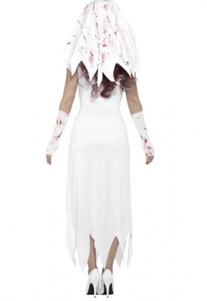 Zombie halloween brud kostyme · Zombie halloween brud kostyme 9fea113c069cb
