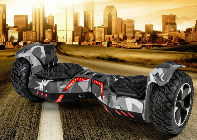 0 Hoverboard Ares 8.5
