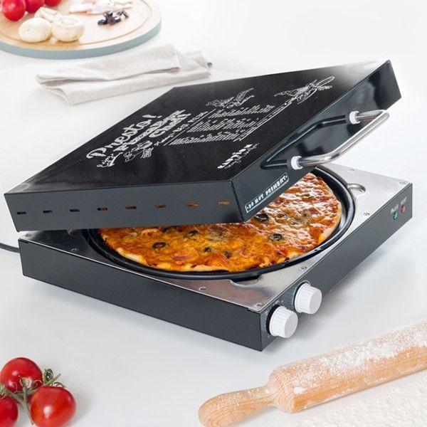 Innovagoods Presto! Pizza Maker - lag pizza som en ekte italiener