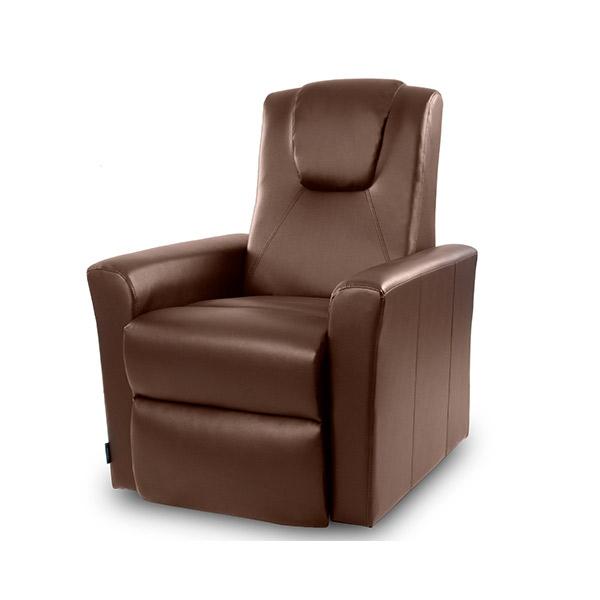 0 Cecorelax 6155 brun massasjestol med løft