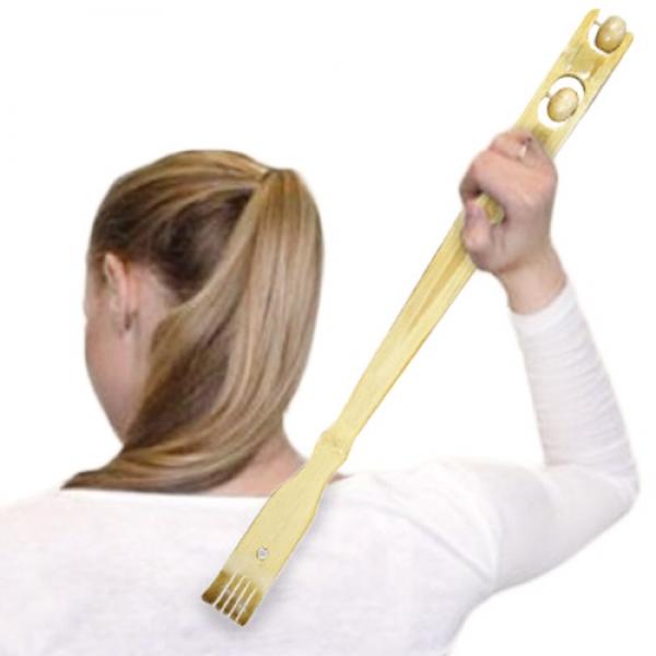 0 Nydelig kløpinne for rygg i bambus