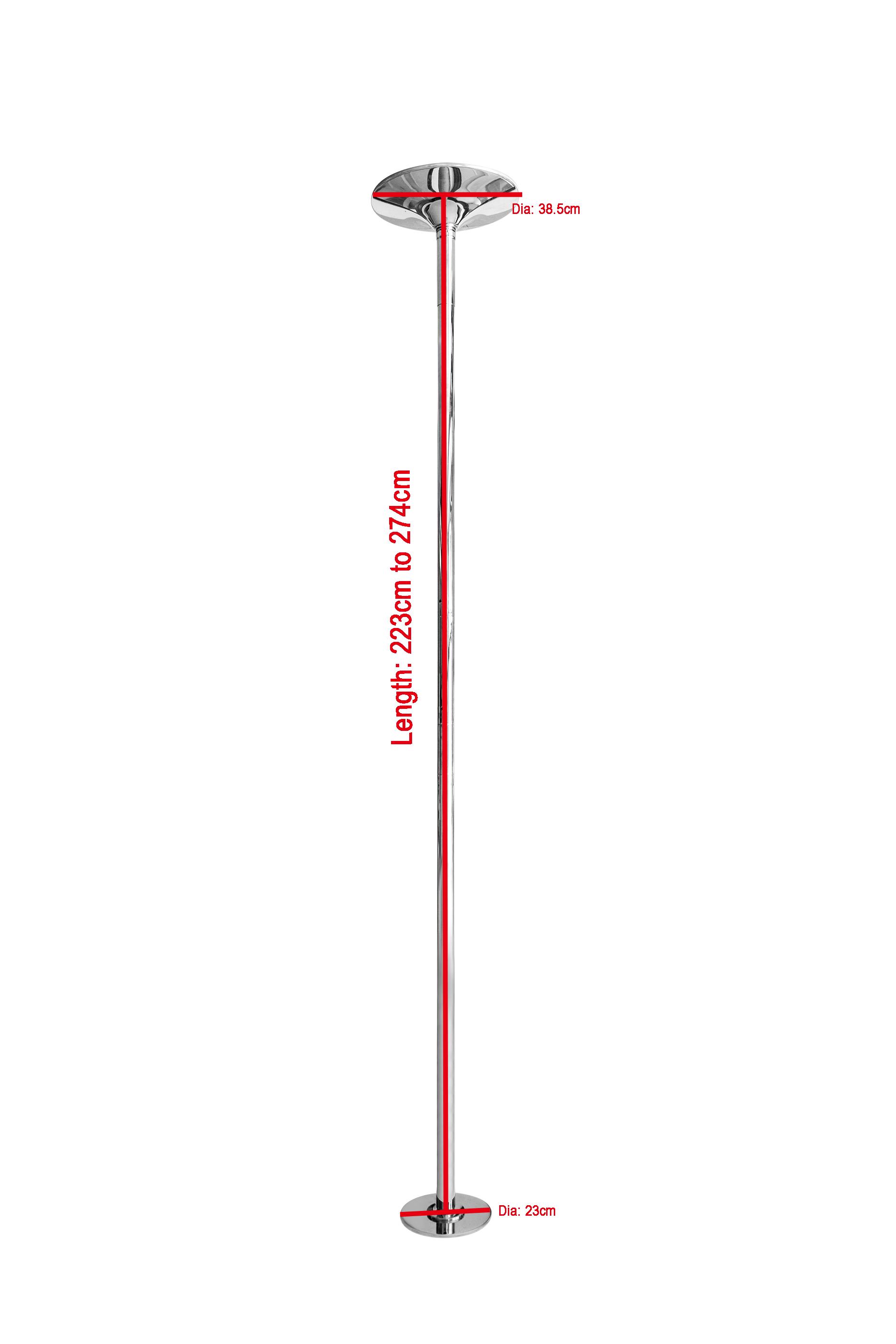 Pole dance stang - den moderne og populære - Importpris.no AS