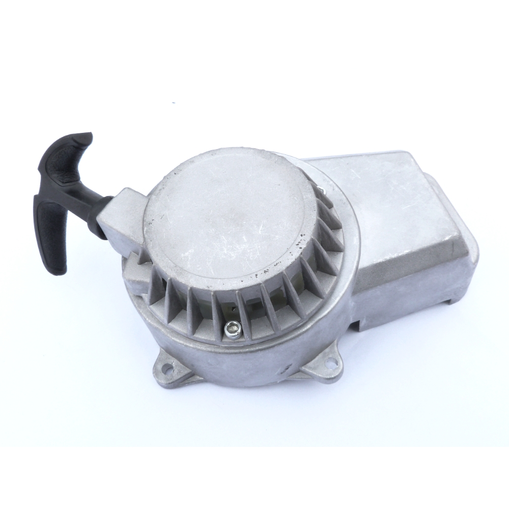 0 Pullstarter for Miniquad ATV 49cc og minibike - sølv