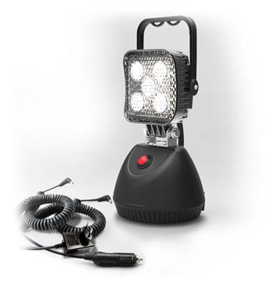 0 Light Buddy - Oppladbart LED arbeidslys med magnet - Råest i kla