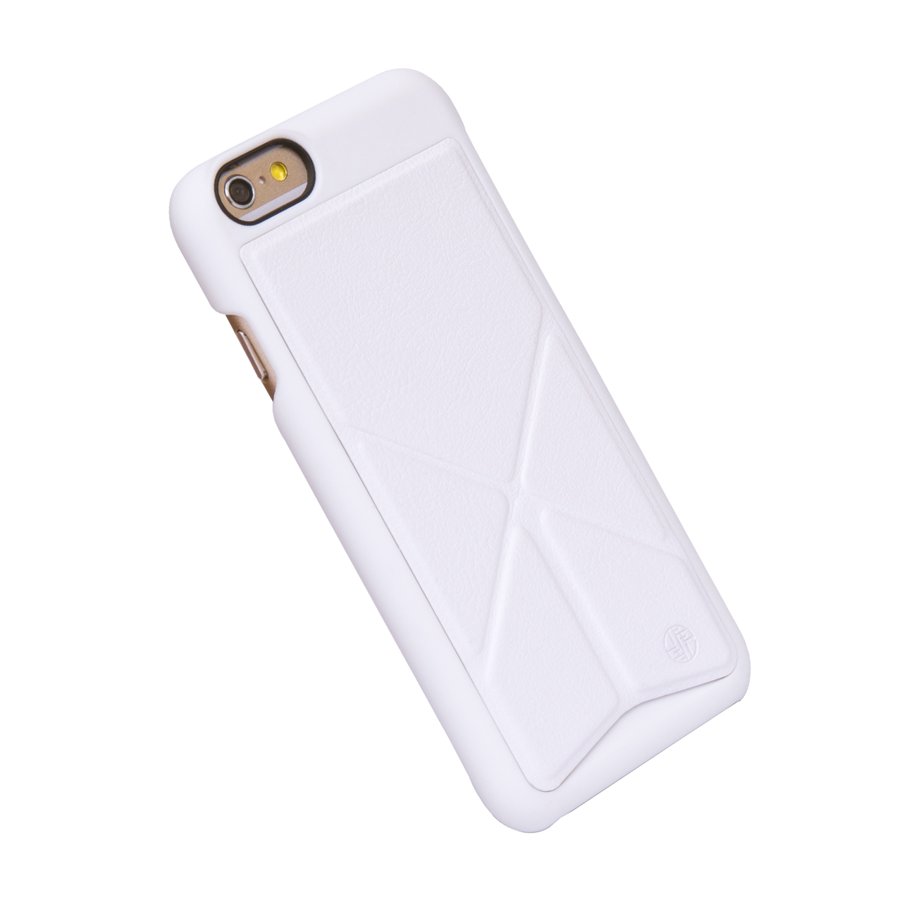 0 Tigris Shell Stand Case – For Iphone 6 White