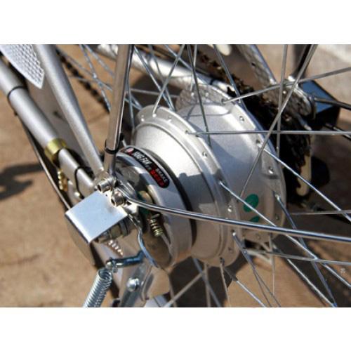 0 Bakhjul m/motor til V-motors el sykkel