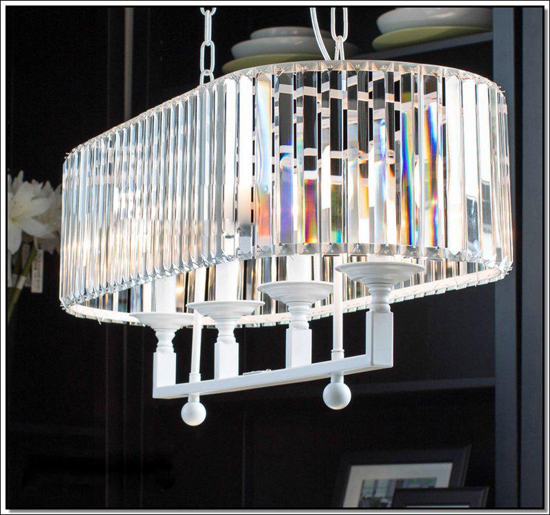 0 White Cottage American Lustre Krystall taklampe - MD2480MERS