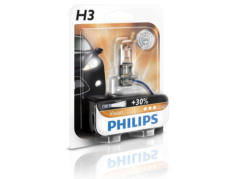 0 Philips H3 12V Premium +30%