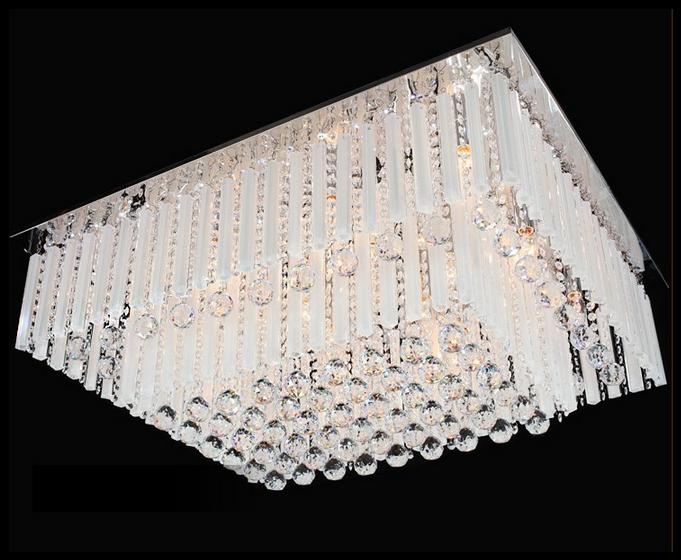 0 Moderne Krystall taklampe 95 x 75 x 36 cm - 9 lys (CCDRX0918-950