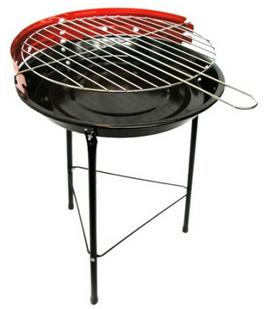 0 Kull Grill 54cm høy, 32,5 cm grill flate