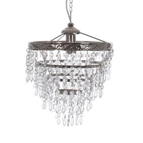 0 Sofia krystall taklampe