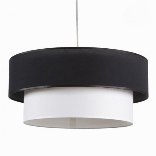 Shine Inline Dobbeltark taklampe - sort og hvit