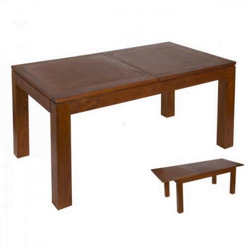 Craftenwood Valnøtt spisebord - uttrekkbar