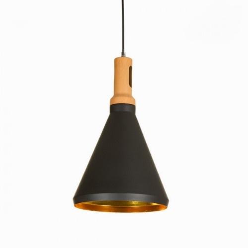 Shine Inline Taklampe sort - 24 cm