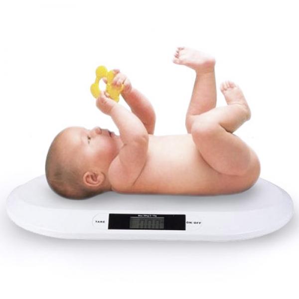 0 Topcom digital babyvekt