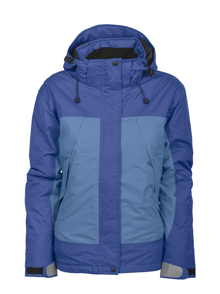 5104f3af Grizzly Aspen lady Vind- og vanntett jakke - Marine - Importpris.no AS
