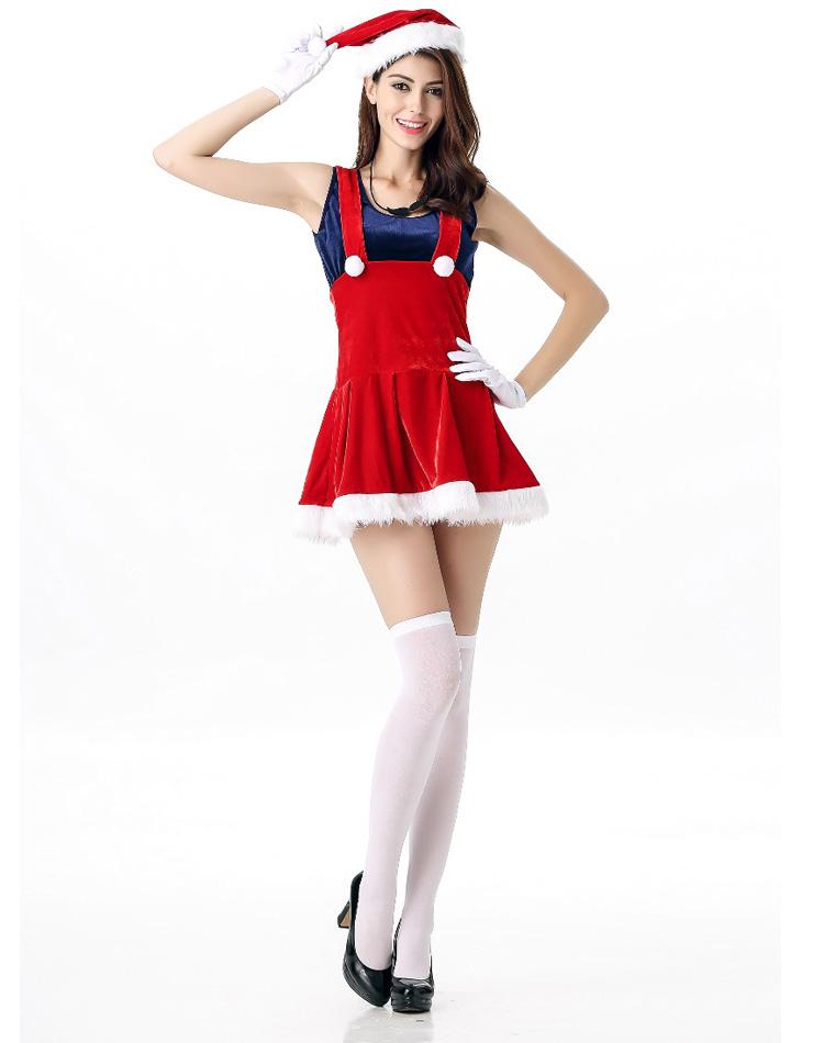 1105ee7244ff Nissekjole jule kostyme - M - Importpris.no AS