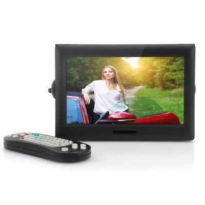 0 Nakkestøtte med DVD spiller og innebygd trådløs Spill Funksjon 9