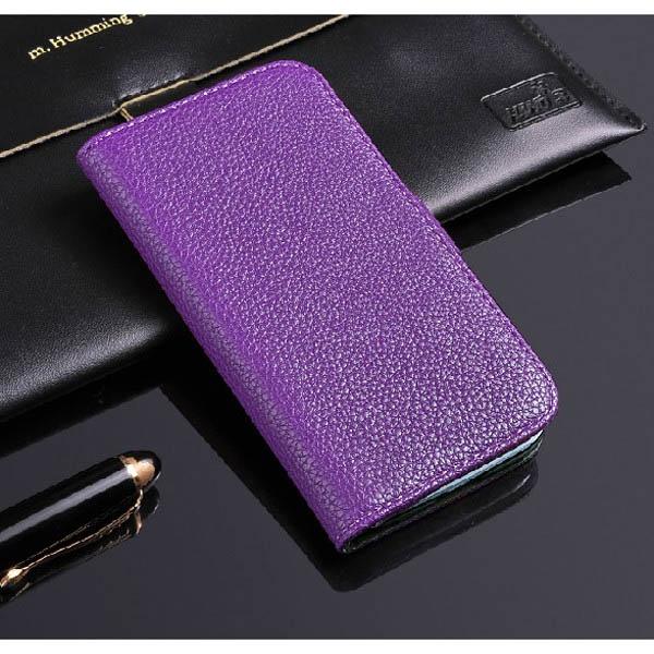 0 Samsung etui for Samsung Galaxy S4 i9500 - lilla