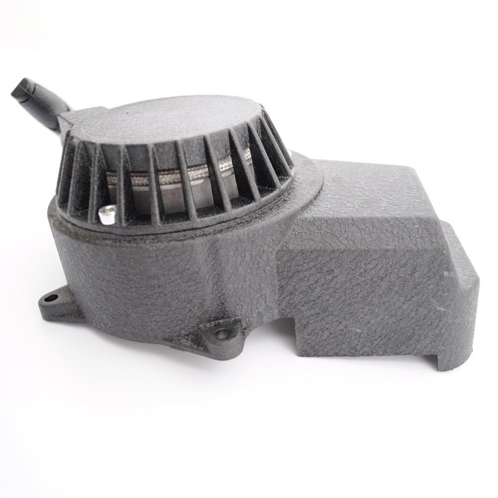0 Pullstarter for Miniquad ATV 49cc og Pocketbike - sort