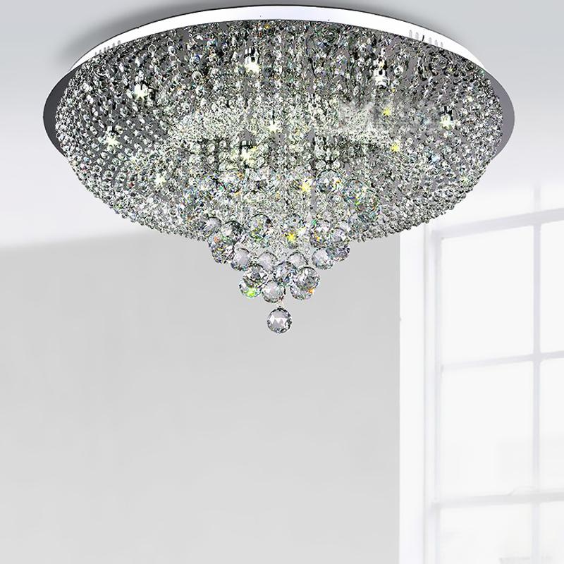 0 Krystall taklampe i klassisk moderne design - (MD8559-600MERS)