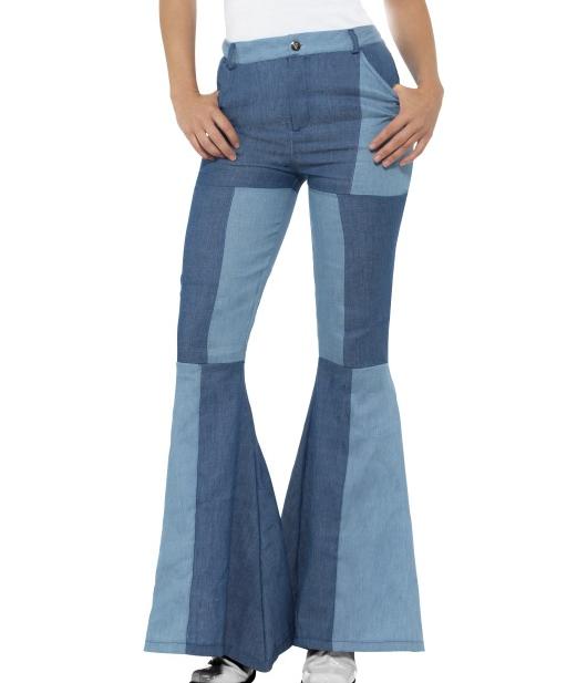 2b1f92b66 Slengbukse i jeansstil - dame - Importpris.no AS
