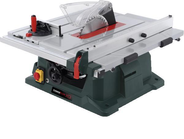0 Bordsag 1800 w - 254 mm XQ