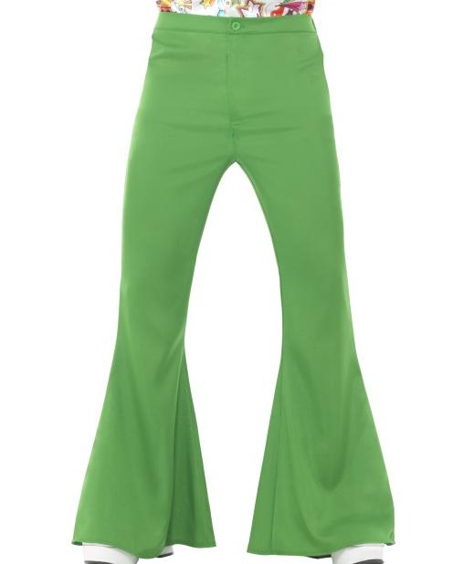 Slengbukse i grønn dame Importpris.no AS