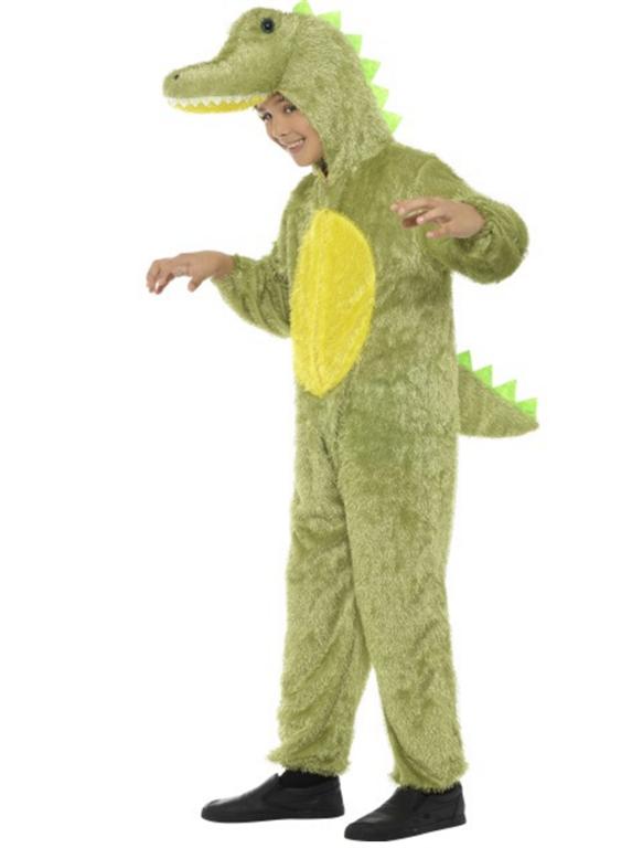 0 Krokodille kostyme