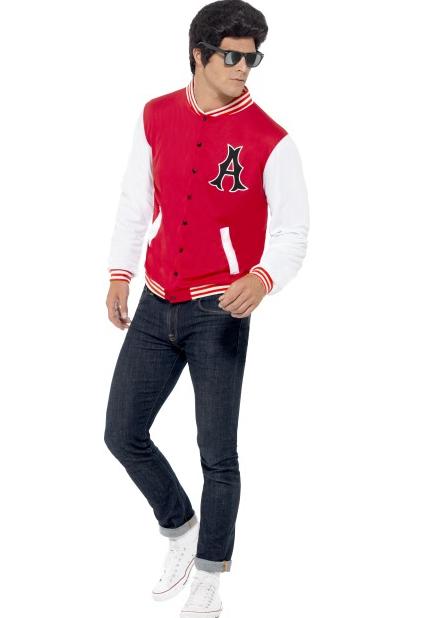 760eea28 50 talls College jakke kostyme - Importpris.no AS