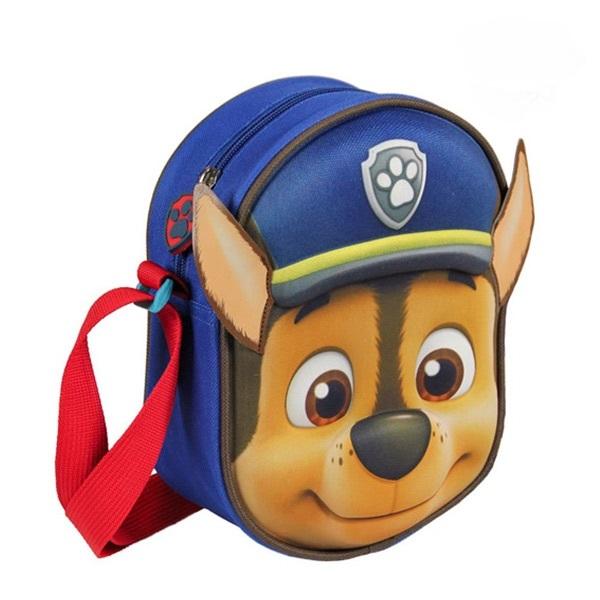 0 Paw Patrol 3D ryggsekk