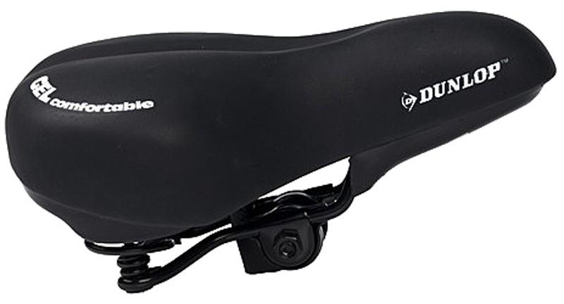 0 Dunlop  Sykkelsete