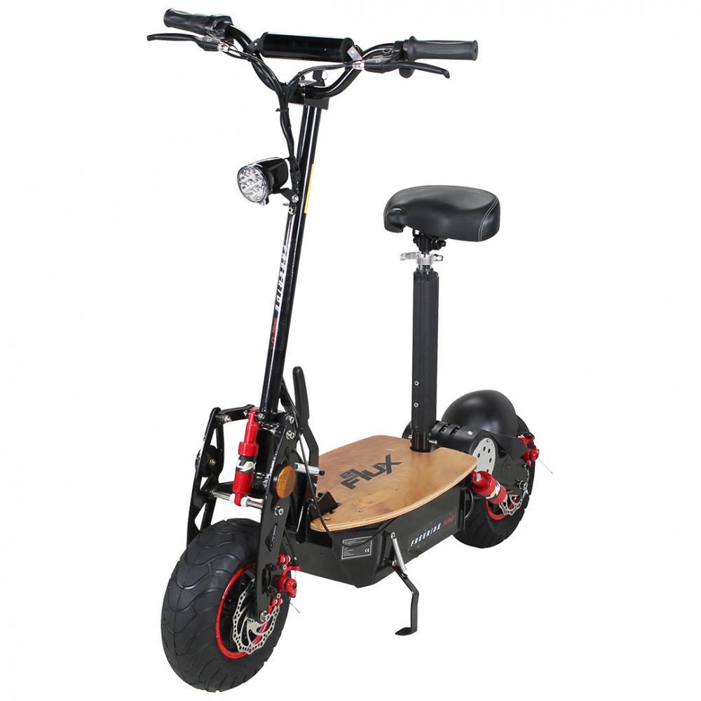 0 eFlux Freeride 1600W elektrisk sparkesykkel