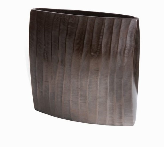 Homania Vase Aluminium