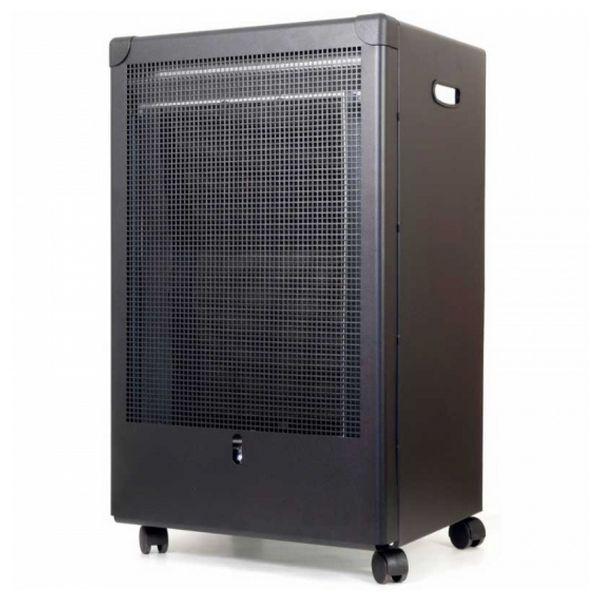 0 Gassvarmer 4200W - sort