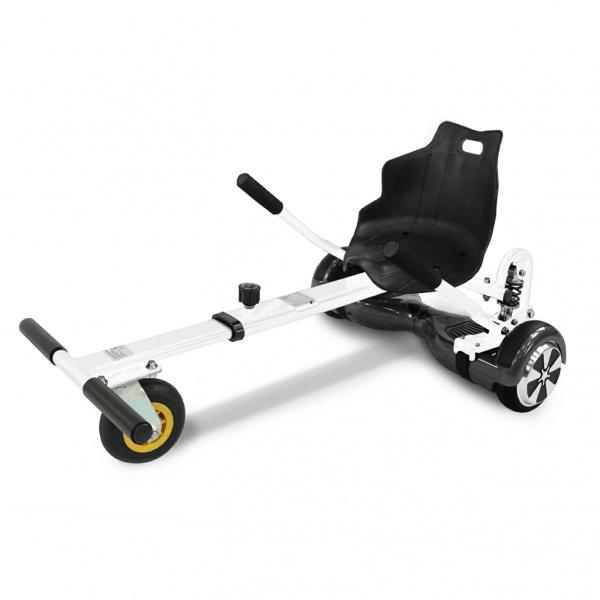0 Kart for Hoverboard - Speedride FS2 - Hvit