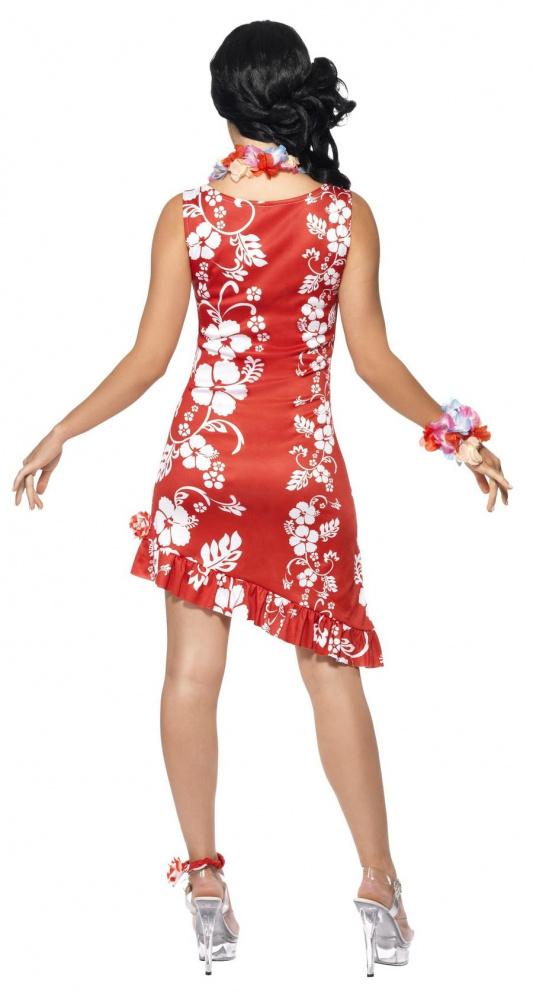 2 Biz mønstret kjole Dynne