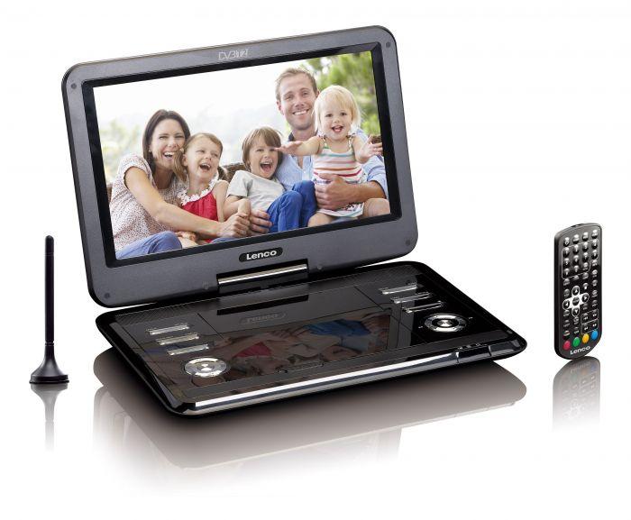 0 Bærbar DVD spiller - DVP-1273