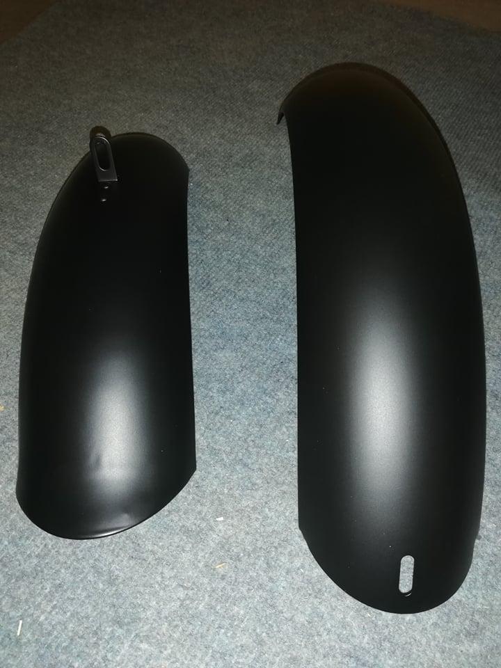 0 Skjermsett til - EAZbike - Elektrisk sammenleggbar fatbike sykke
