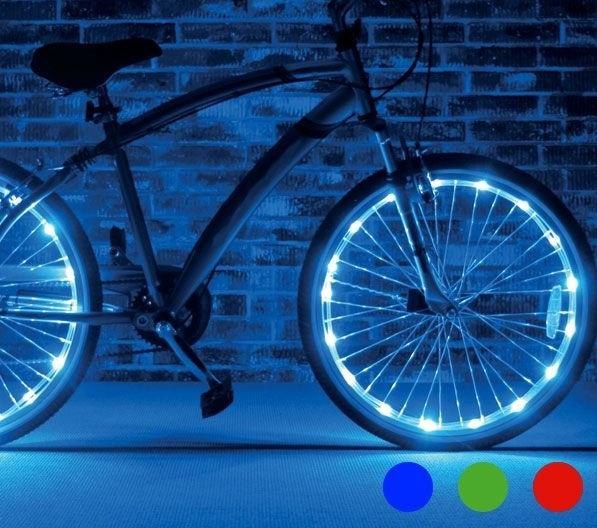 Innovagoods BW LED Lysrør til sykler pakke med 2
