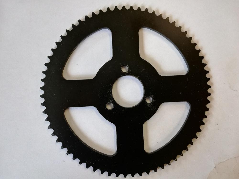 0 Tannhjul til LIA-ATV-8