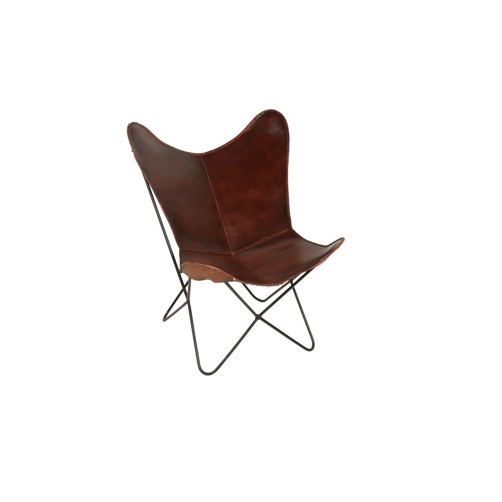 0 Veloce stol brun