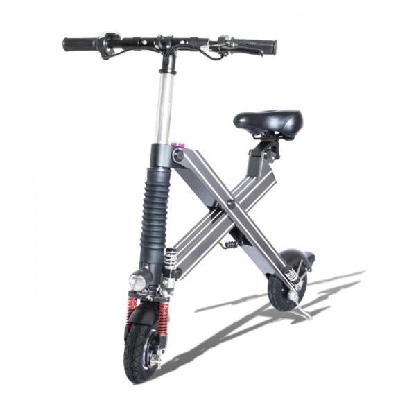 0 Elektrisk sammenleggbar scooter HS-CX