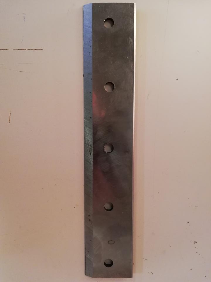 0 Knivblader til 15 hk fliskutter