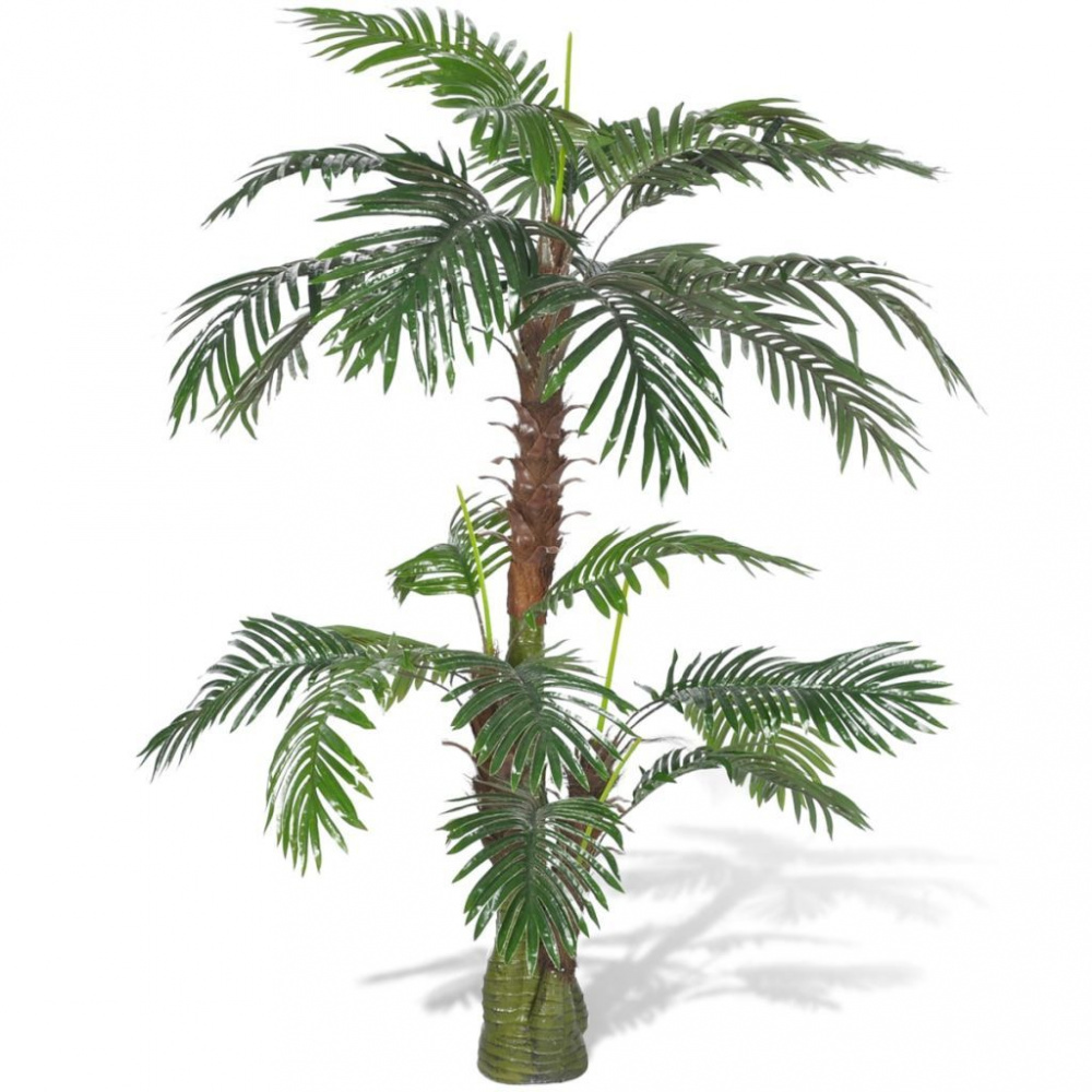 0 Kunstig palmetre - 150 cm