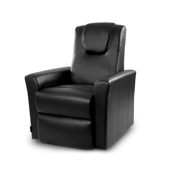 0 Massasjestol 6156 med løft - sort