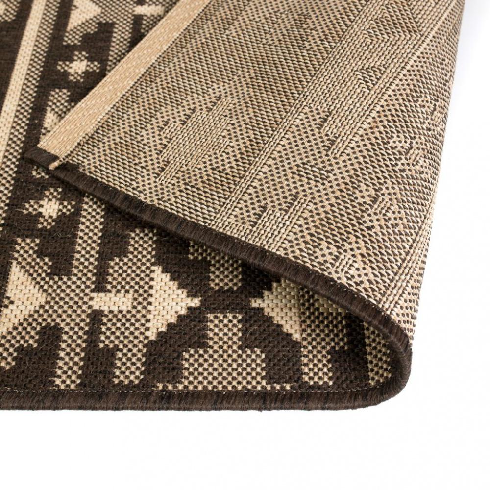Ypperlig Teppe innendørs/utendørs - 180x280 cm - etnisk - Importpris.no AS BV-81