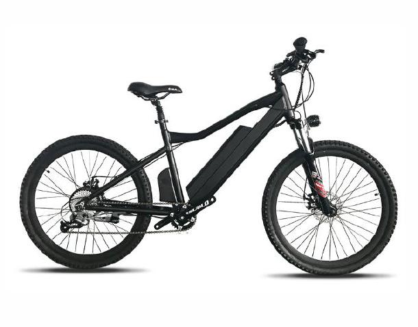 0 El-sykkel TDE11 - Elektrisk sykkel med 250w motor